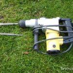 Beton bore/hammer